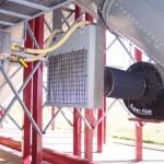 aeration fan and dryair heat exchanger 2