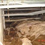 remediation school dryout site