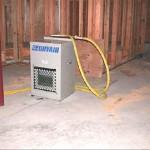portable heat exchanger dryair80