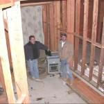 portable heat exchanger dryair80 in basement