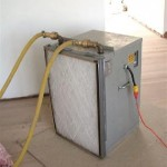 central heating module dryair 80 with filtration on air intake