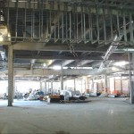 inside delta terminal commercial temporary heating