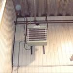 heat exchanger fan/coil assembly
