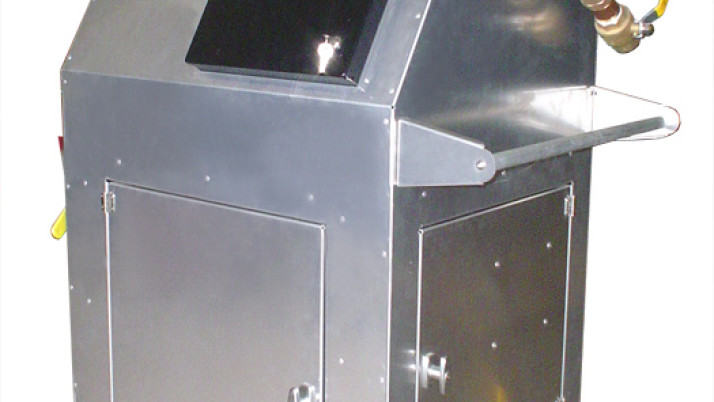 Steam Plate Heat Exchanger – HESF 1000
