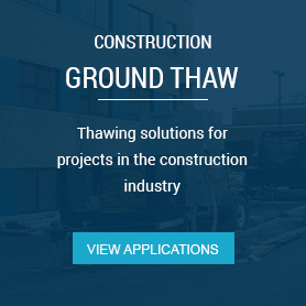 Thawing solutions for the construction industry