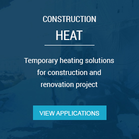Heating solutions for the construction industry