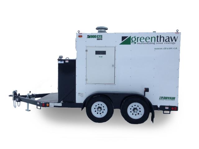 900 GTS Greenthaw System