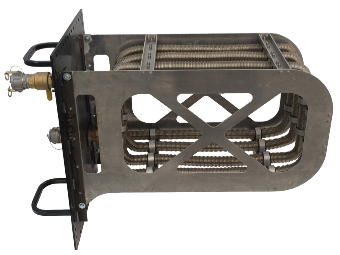 BHE-1M Bayonet Heat Exchanger