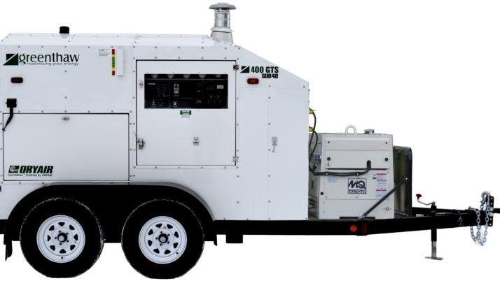 400 GTS Greenthaw System